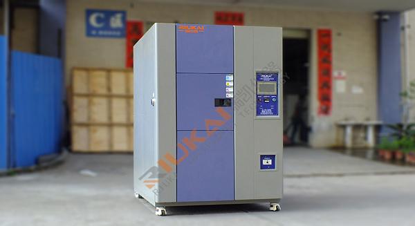"""温度冲击试验箱是怎样保持温度""""冲击性"""""""