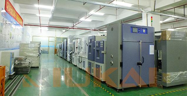 快速温度循环试验箱的结构特点及技术特点